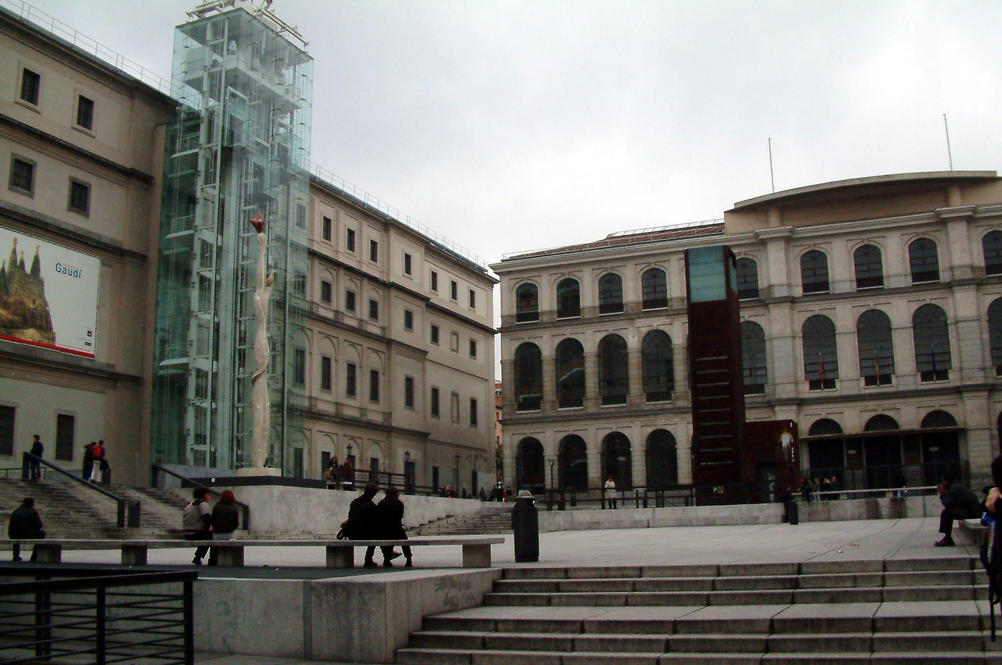 Liquidmaps museo nacional centro de arte reina sof a - Museo nacional centro de arte reina sofia ...